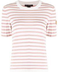 Louis Vuitton プレオウンド ストライプ トップ - ピンク