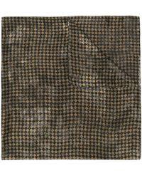 Preen By Thornton Bregazzi Exclusive Harlequin Print Scarf - Multicolour