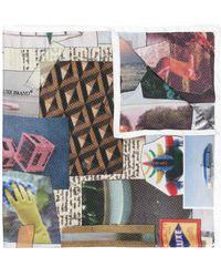 Golden Goose Deluxe Brand - Memories Print Scarf - Lyst