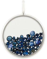 Aurelie Bidermann - Chivoir Sapphire Necklace - Lyst