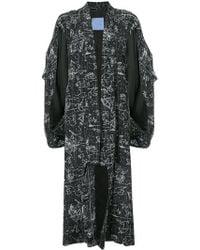 Macgraw - Medici Kimono Coat - Lyst