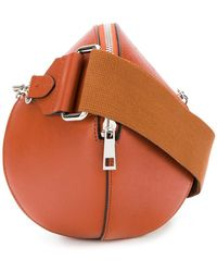 Cedric Charlier - Round Shoulder Bag - Lyst