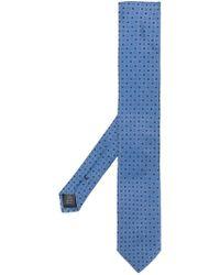Dolce & Gabbana - Corbata con motivo micro - Lyst