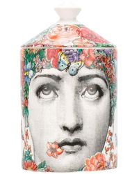 Fornasetti Fragrance Candle - White