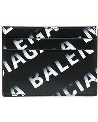 Balenciaga カードケース - ブラック