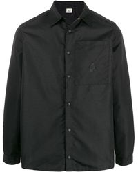 A_COLD_WALL* ダイヤモンドロゴ シャツ - ブラック