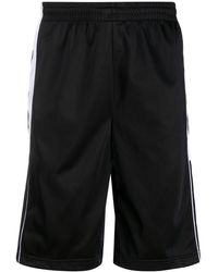 Kappa Omini Logo Shorts - Black