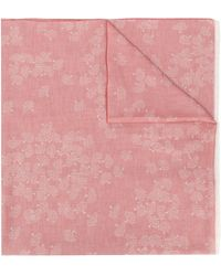 Mulberry Tamara スカーフ - ピンク