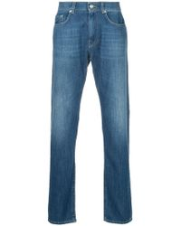 Cerruti 1881 - Regular Straigh Leg Jeans - Lyst