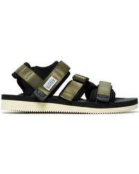 Suicoke - Buckle Strap Sandals - Lyst