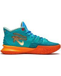 Nike Kyrie 7 ハイカット スニーカー - ブルー
