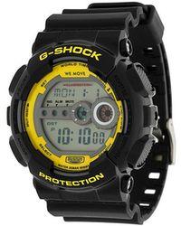 G-Shock - Bicolour Watch - Lyst