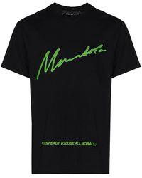 Mowalola - スローガン Tシャツ - Lyst