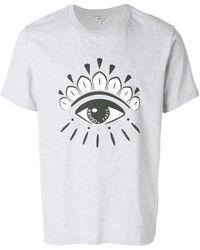 KENZO Eye Tシャツ - グレー