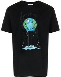 Soulland グラフィック Tシャツ - ブラック