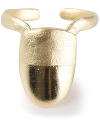 Bjorg - 'house Of Holes' Ring - Lyst