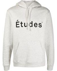 Etudes Studio Худи С Логотипом - Серый