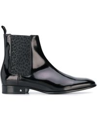 Jimmy Choo Bottines Sawyer - Noir