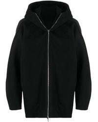 Attachment フーデッド ジャケット - ブラック