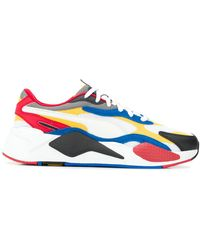 PUMA Rs-x3 Puzzle Trainers - Blue