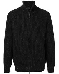Jil Sander | Ribbed Knitted Sweater | Lyst