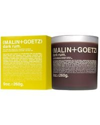 Malin+goetz Dark Rum Scented Candle (260g) - Brown
