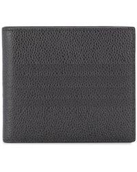 Thom Browne 二つ折り財布 - ブラック