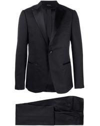 Z Zegna - Satin-lapel Tuxedo Suit - Lyst