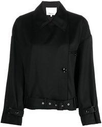3.1 Phillip Lim - Куртка-рубашка С Запахом - Lyst