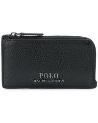 Polo Ralph Lauren - Top Zipped Wallet - Lyst