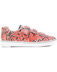 Ash | Touch-strap Printed Sneakers | Lyst
