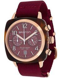 Briston Наручные Часы Clubmaster Classic 40 Мм - Красный