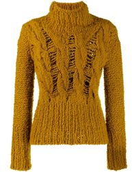 Gentry Portofino タートルネックセーター - マルチカラー