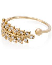 Rosa De La Cruz - Wheat Diamond Ring - Lyst
