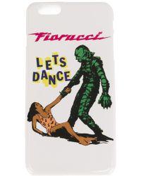 Fiorucci Let's Dance Iphone 6 Plus Case - White