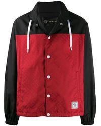 Versace Легкая Куртка - Красный