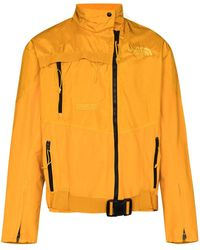 THE NORTH FACE BLACK SERIES Steep Tech Zip-up Jacket - Yellow