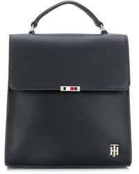 Tommy Hilfiger - モノグラム バックパック - Lyst