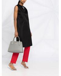 Prada ノースリーブ ドレス - ブラック