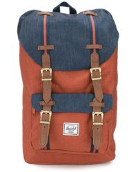 Herschel Supply Co. Zaino Little America - Arancione