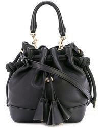 Marc Jacobs The Drawstring Bucket Bag - Black