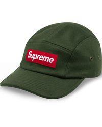 Supreme Camp Cap - Green