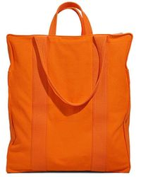 CALVIN KLEIN 205W39NYC Ck X Hp Tote Orange
