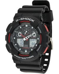 G-Shock Ga-100-1a4er 55mm - ブラック
