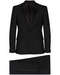 Givenchy シングルスーツ - ブラック