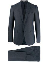 Emporio Armani Two Piece Suit - Blue