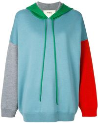 Ports 1961 - Color-blocked Hoodie - Lyst