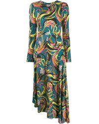 LaDoubleJ Pina ドレス - グリーン