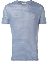 Officine Generale - T-shirt - Lyst
