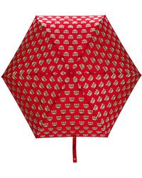 Moschino Зонт Mini Teddy - Красный